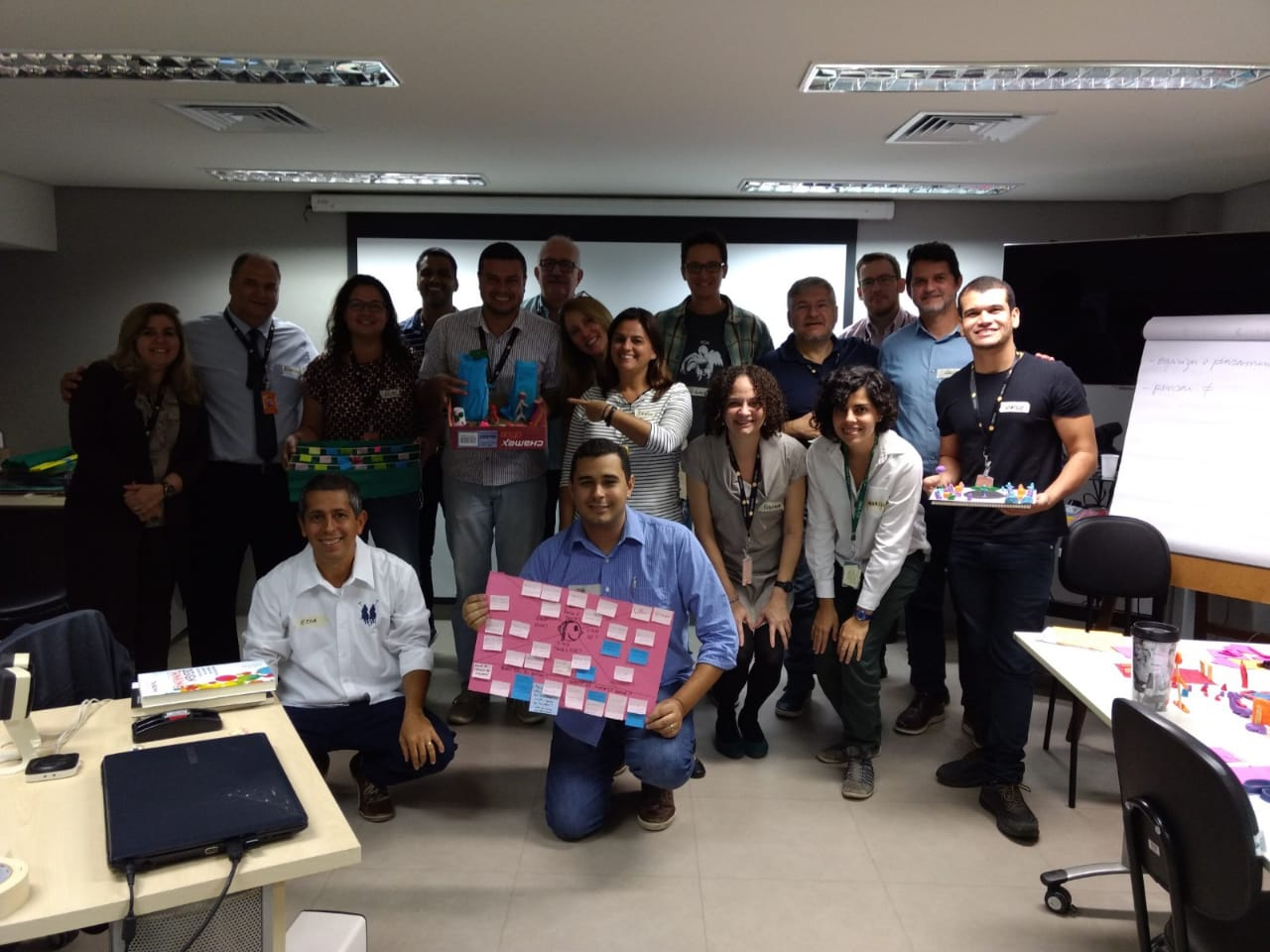 Workshop de Design Thinking – TV Escola